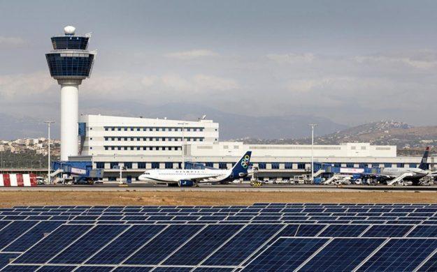 Афины аэропорт