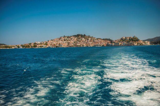 Афины морские прогулки