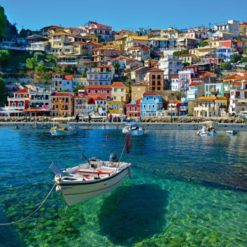 Летние курорты Греции