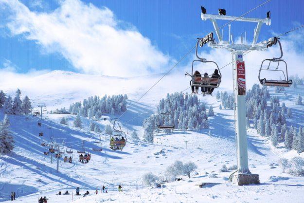 Зимние курорты Греции, Калаврита