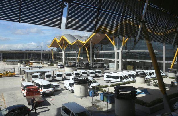 Испания Аэропорт Барахас