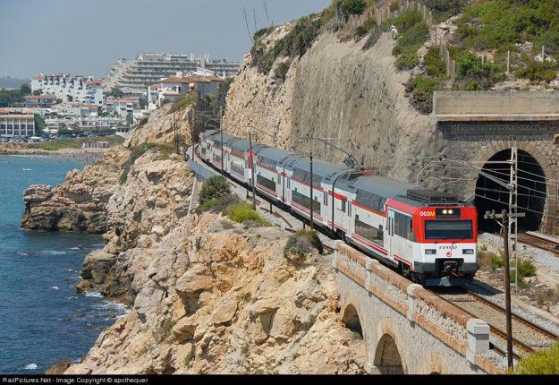 Испания городской транспорт