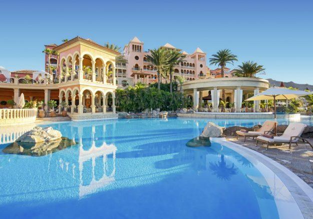 Испания отели