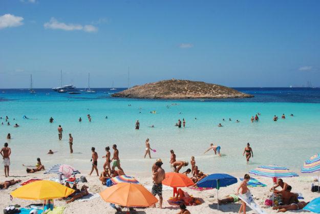 Испания пляжи