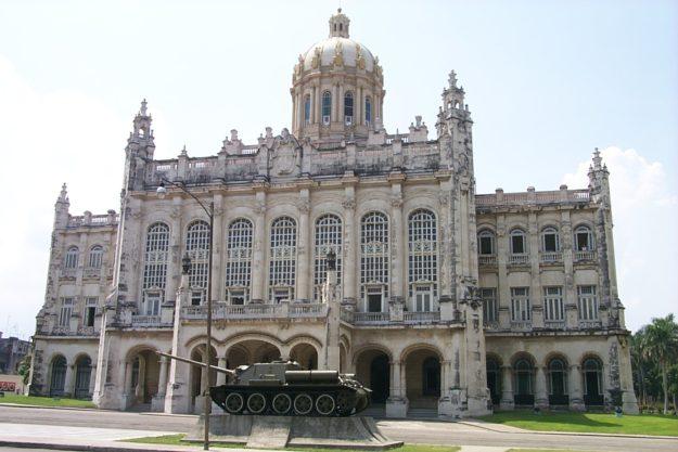 Куба Музей Революции