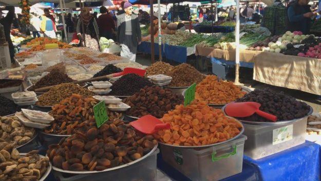 Рынки в Анталии