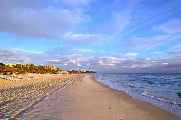 Пляжи Сусса