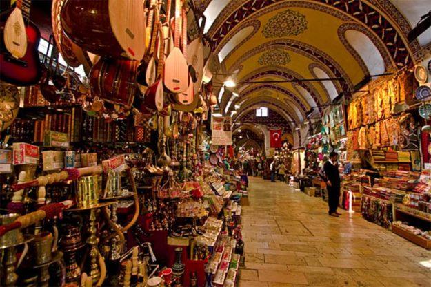 Стамбул «Гранд базар»