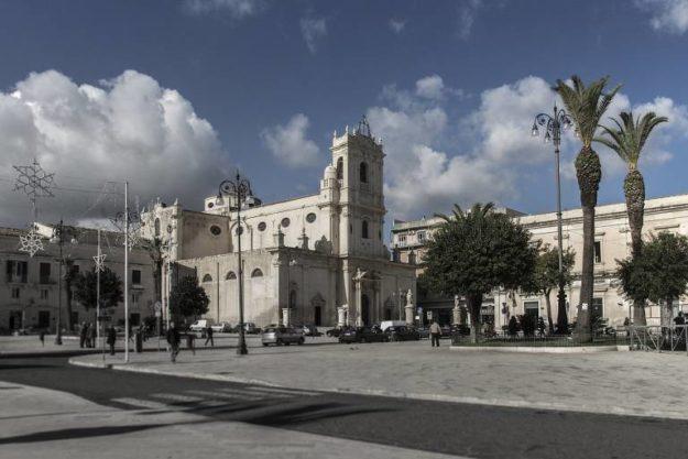 Авола кафедральный собор Сан-Николо