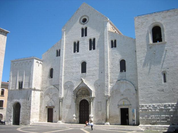 Бари базилика Святого Николая