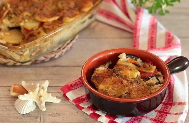 Бари Patate riso e cozze