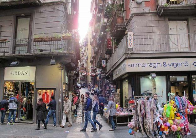 Неаполь шопинг