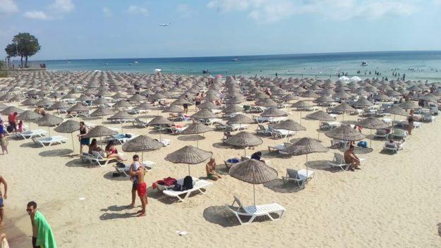 Стамбул пляж «Флория»