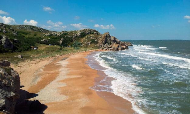 Азовское побережье