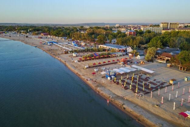 Анапа Центральный городской пляж