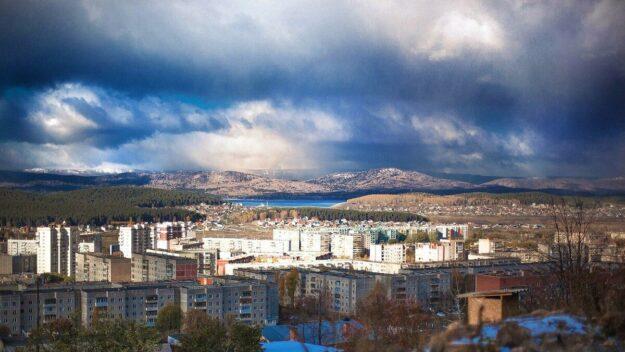Машгородок с видом на Тургояк