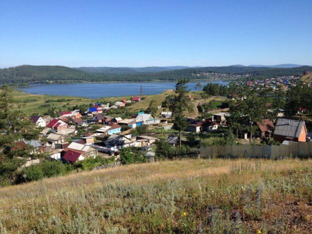 Мелентьевка и Поликарпов пруд