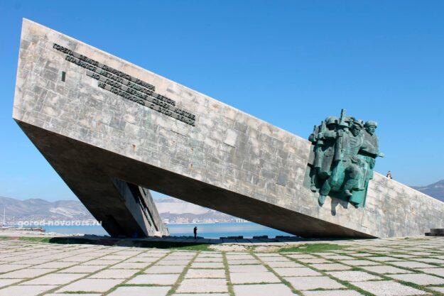 Мемориал Малая земля