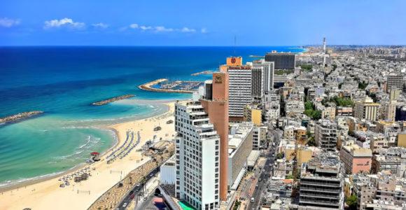 Тель-Авив современный